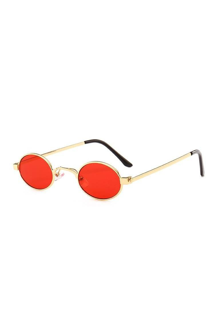 Sunglasses - Micro Sunglasses Red