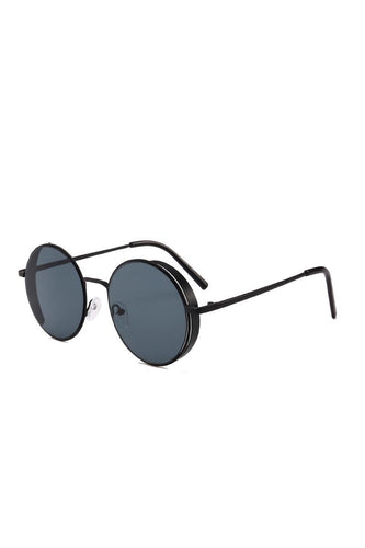 Sunglasses - Side Steam Sunglasses Black