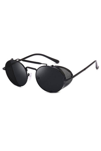 Sunglasses - Slim Grill Sunglasses Black
