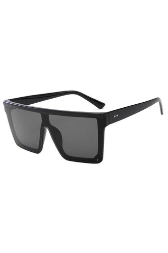 Sunglasses - Visor Sunglasses Black