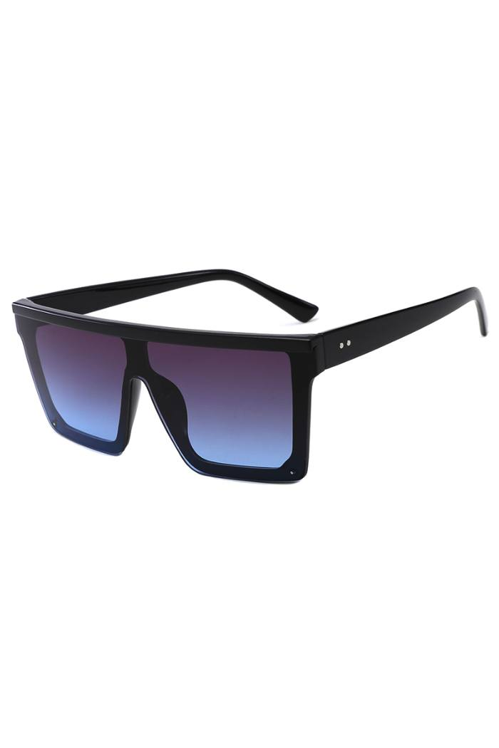 Sunglasses - Visor Sunglasses Midnight Blue