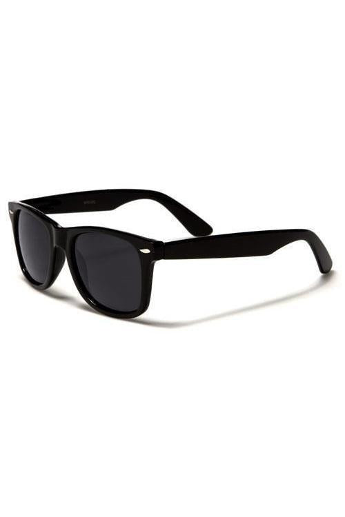 Sunglasses - Wayfarer Sunglasses Black