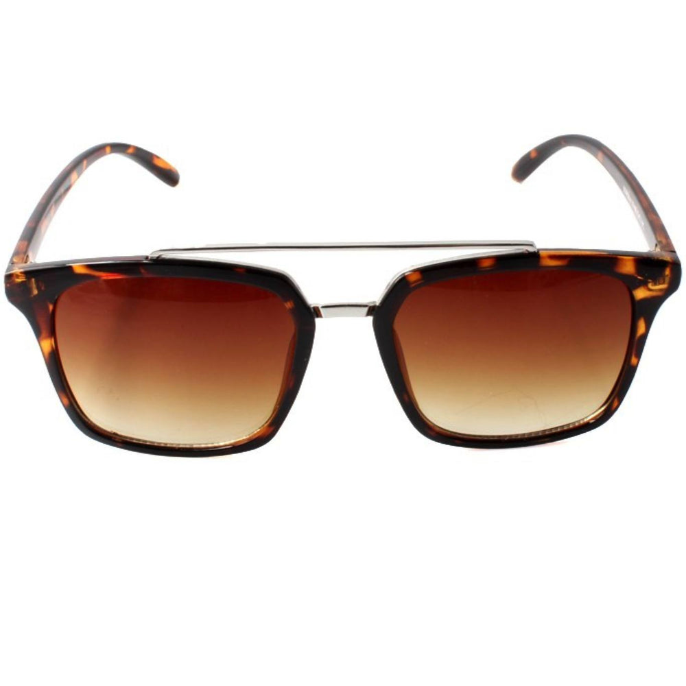 Sunglasses - Wire Bar Sunglasses Tortoise