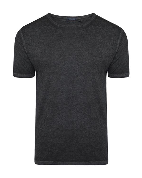 T-Shirts - Burnout T-Shirt Black