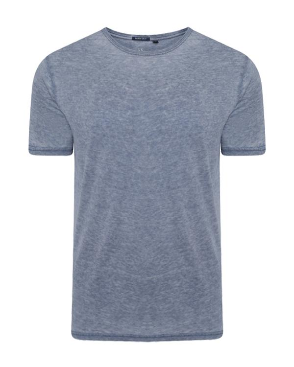 T-Shirts - Burnout T-Shirt Blue