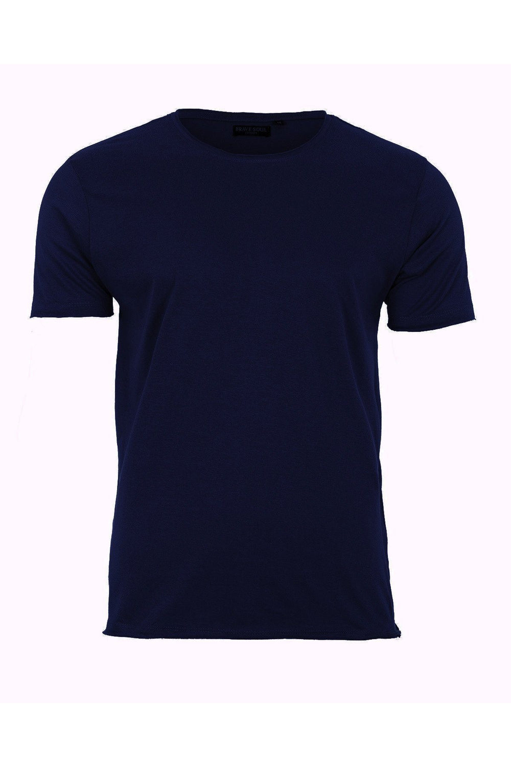 T-Shirts - Cutoff T-Shirt Navy