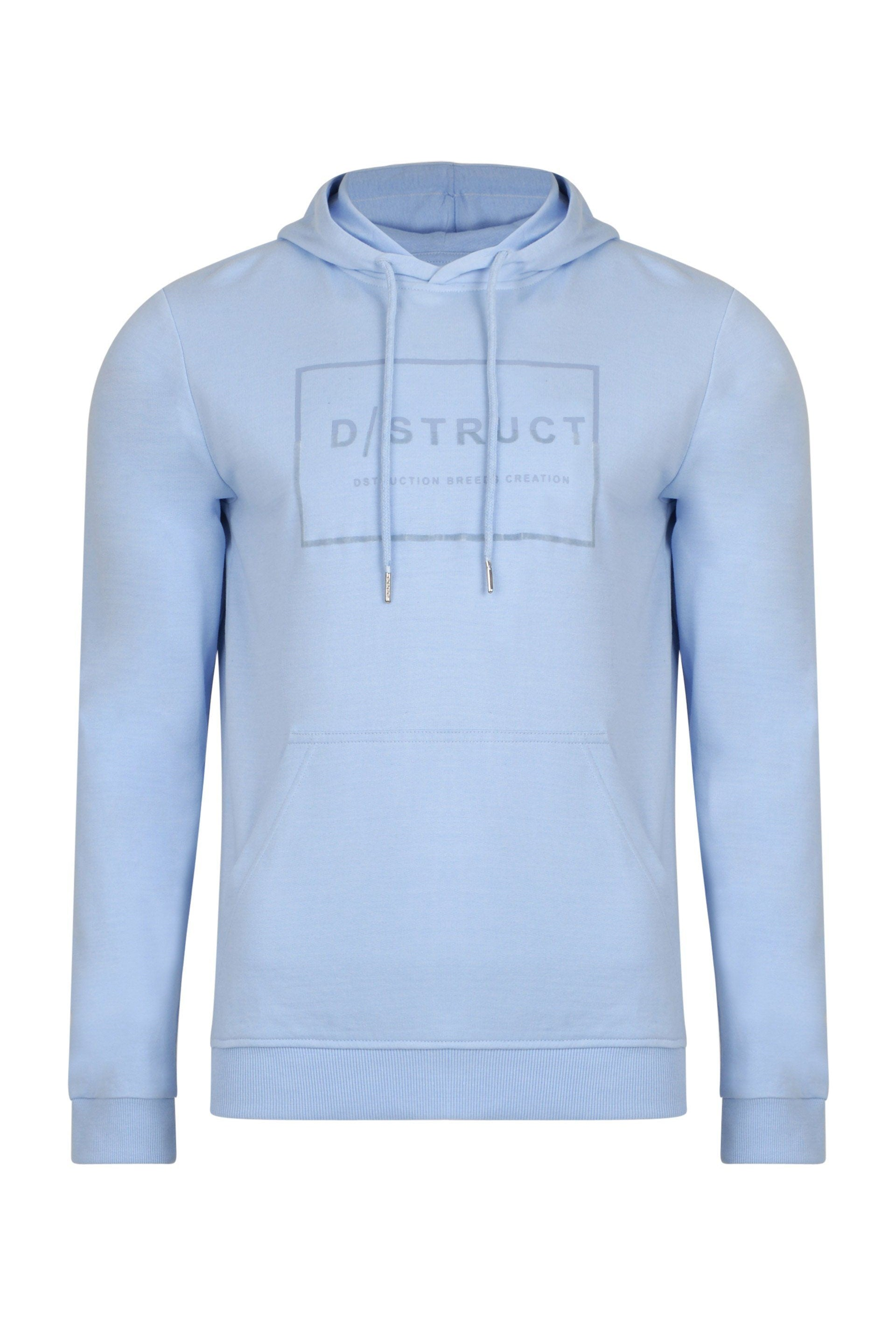 T-Shirts - DS Hoodie Blue