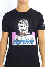 Load image into Gallery viewer, T-Shirts - Emperor T-Shirt Black