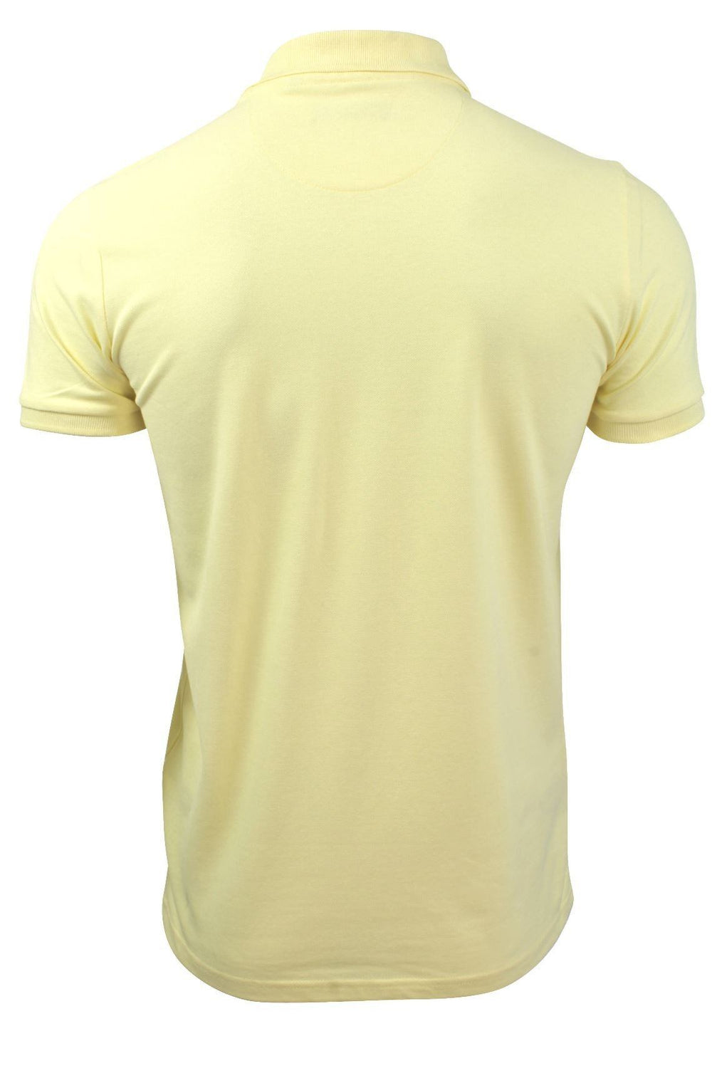 T-Shirts - Grandad Polo Lemon
