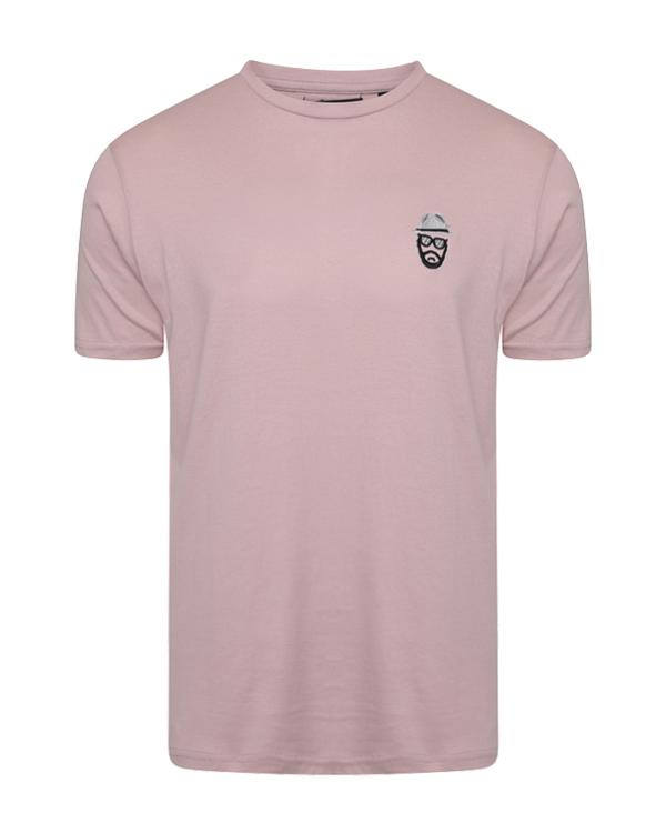 T-Shirts - Hipster Tee Dusty Pink