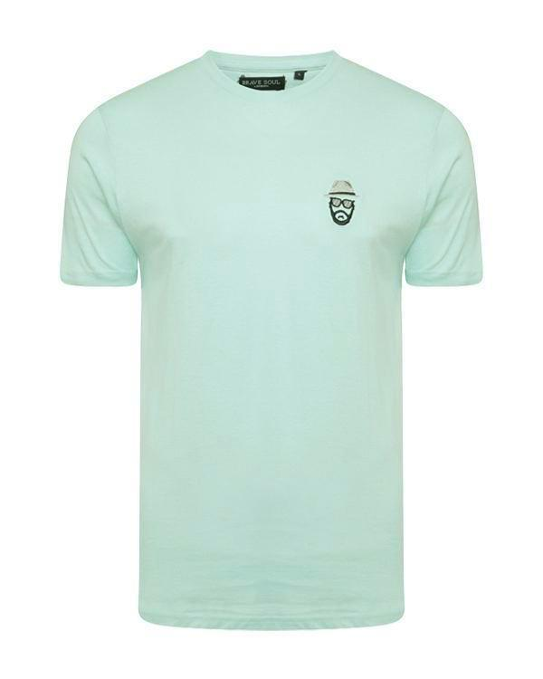 T-Shirts - Hipster Tee Mint
