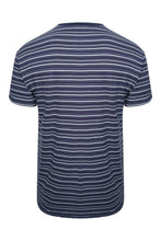Load image into Gallery viewer, T-Shirts - Horizontal Signature T-Shirt Navy