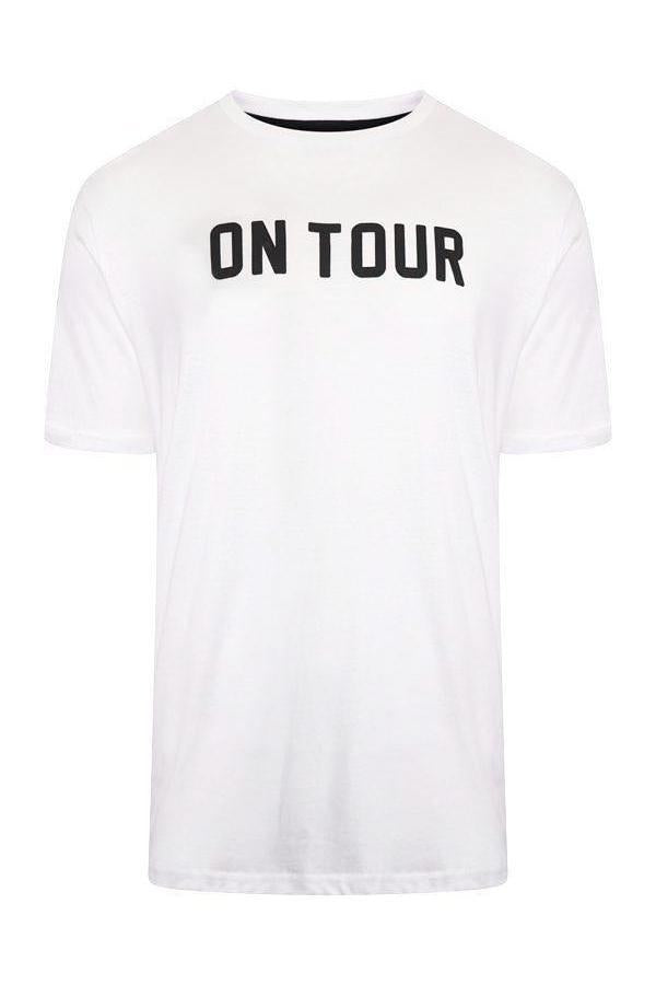 T-Shirts - On Tour T-Shirt White