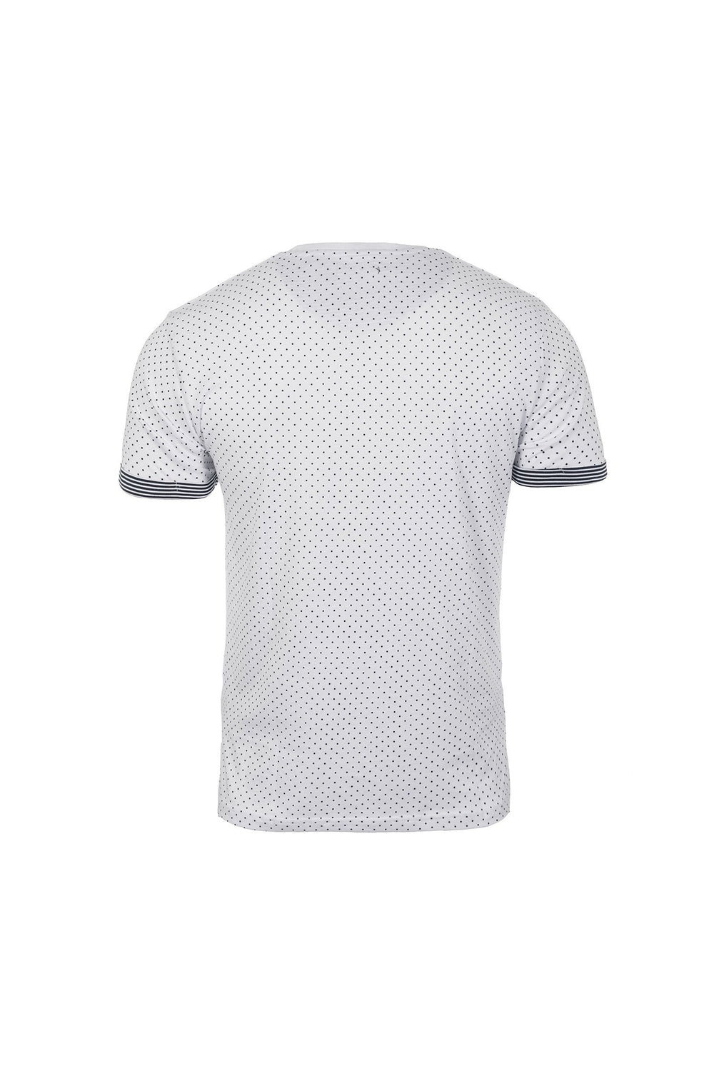 T-Shirts - Pocket Spot T-Shirt White