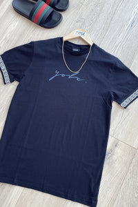 T-Shirts - Signature T-Shirt Key Black