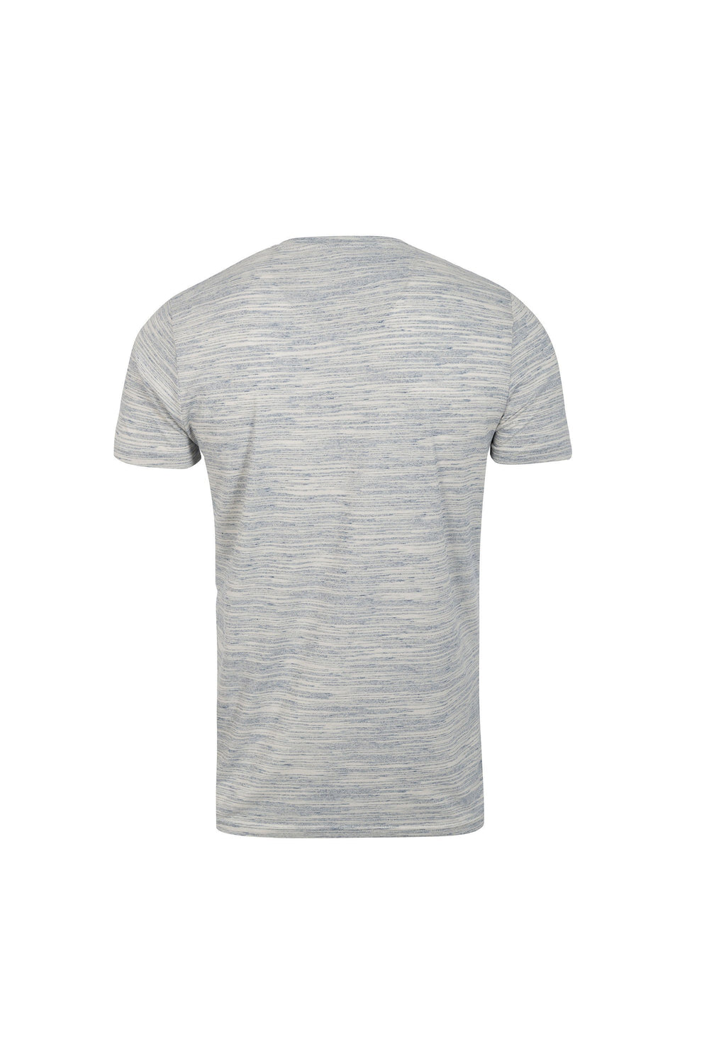 T-Shirts - Slub Grandad T-Shirt Dusty Blue