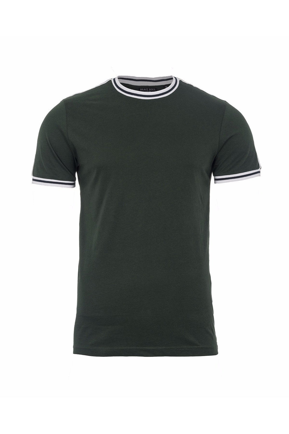 T-Shirts - Speed Stripe T-Shirt Green