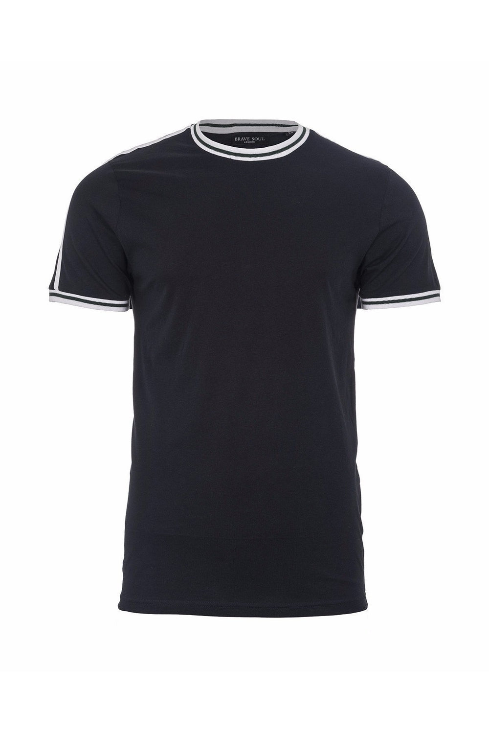 T-Shirts - Speed Stripe T-Shirt Navy