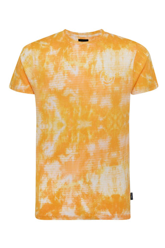 T-Shirts - Tie Dye T-Shirt Yellow