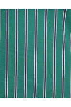 Load image into Gallery viewer, T-Shirts - Vertical Stripe T-Shirt Green