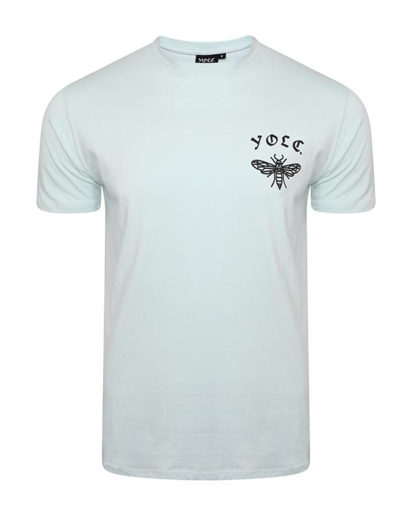 T-Shirts - Wasp T-Shirt Mint