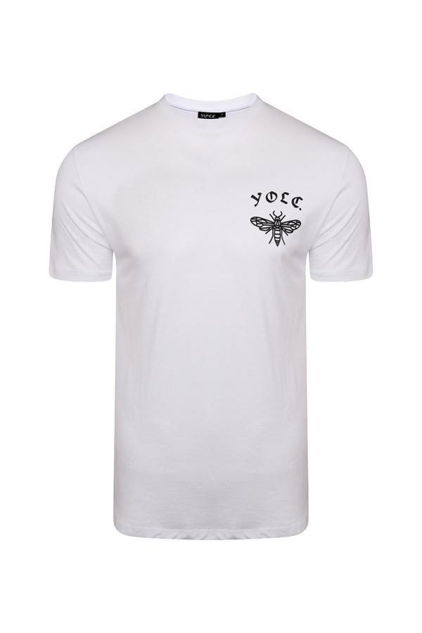 T-Shirts - Wasp T-Shirt White