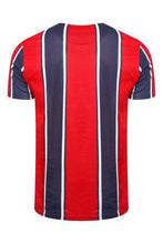 Load image into Gallery viewer, T-Shirts - Wide Vertical Stripe T-Shirt Navy/ Red