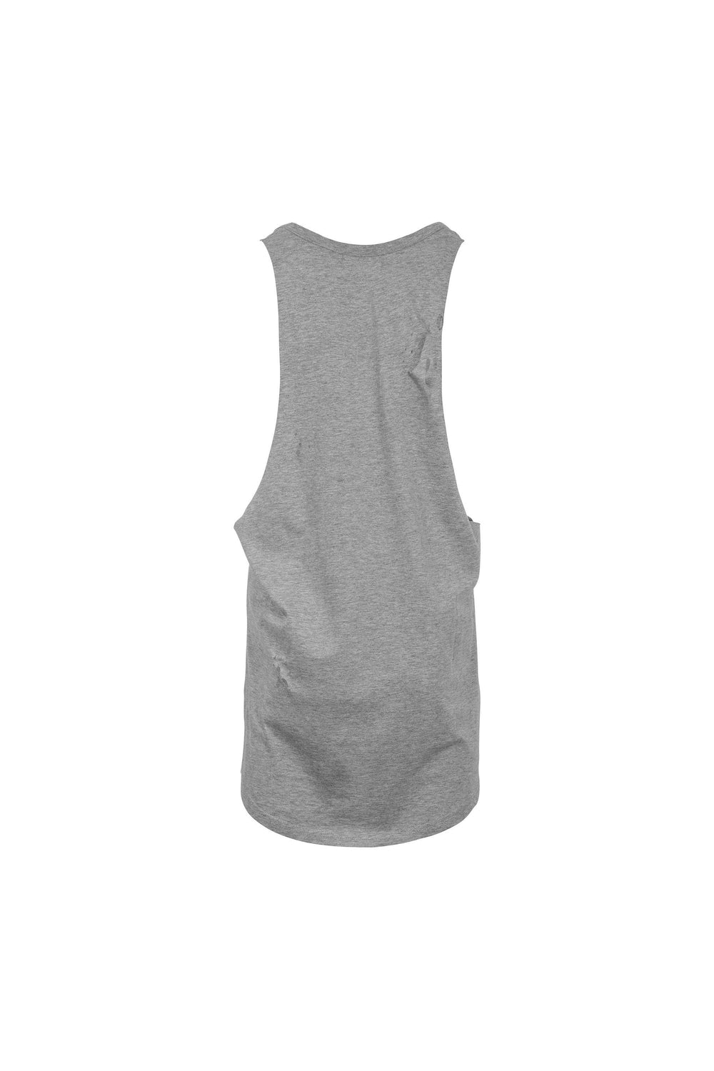 Vests - Destroyed Vest Grey