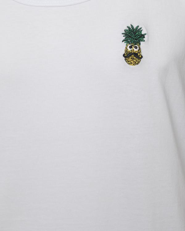 Vests - Pineapple Vest White