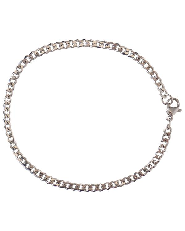 Watches - Chain Bracelet Silver