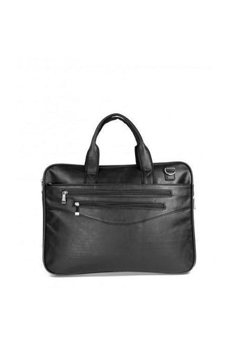 Watches - Double Zip Briefcase Black