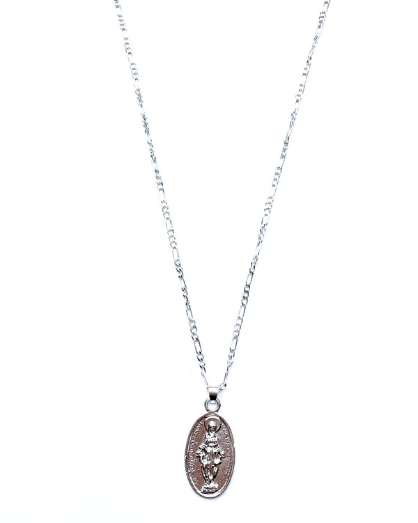 Watches - Faith Coin Silver Pendant
