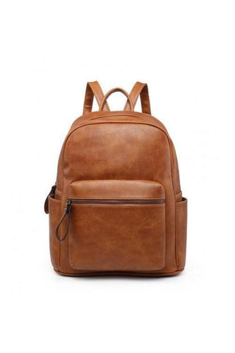 Watches - Luxury Backpack Brown