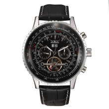 Load image into Gallery viewer, Watches - Navigator Watch Black