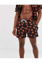 Load image into Gallery viewer, Watermelon Swim Shorts