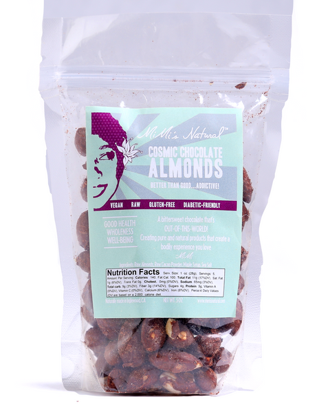 Cosmic Chocolate </br> Almonds