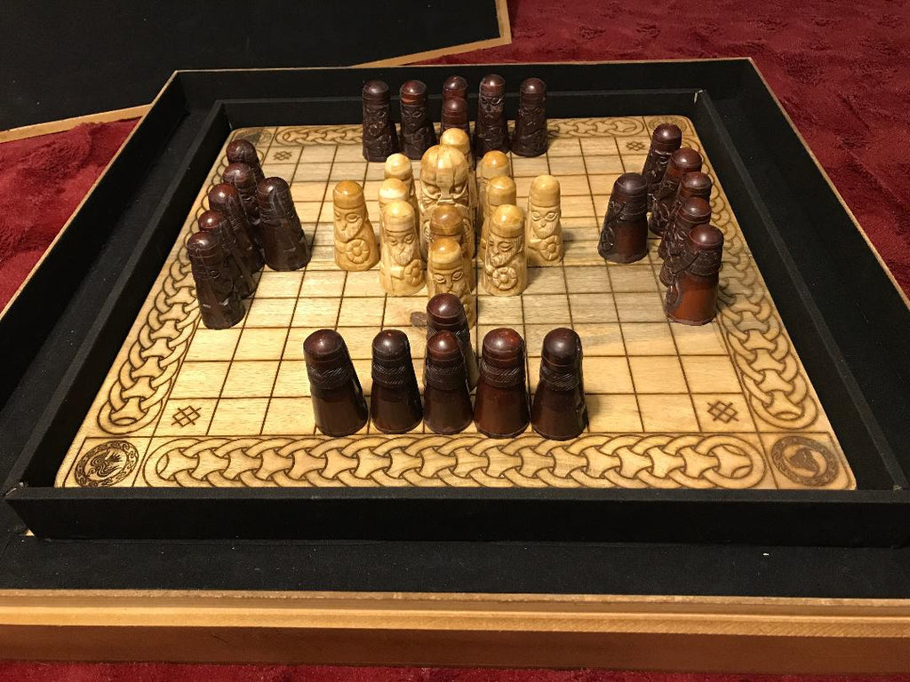 Viking Game Set - Hnefatafl