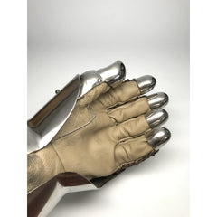 Stainless Steel Finger Gauntlets