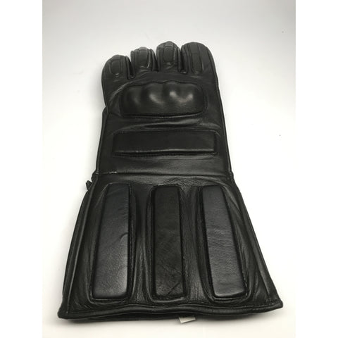Padded Leather Sparring w/ Knuckle Protection