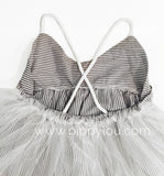Pin-Striped Tutu