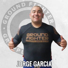 Ground Fighter Jiu-Jitsu Athlete Jorge Garcia