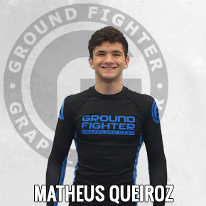 Ground Fighter Jiu-Jitsu Athlete Matheus Queiroz