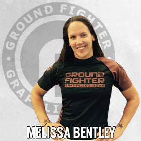 Ground Fighter Jiu-Jitsu Athlete Melissa Bentley