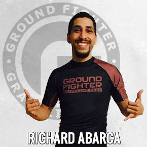 Brown Belt Richard Abarca