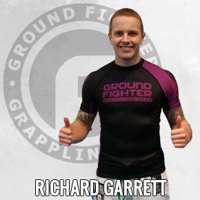 Ground Fighter Jiu-Jitsu Athlete Richard Garrett
