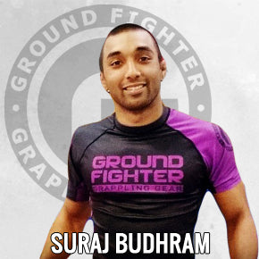 Ground Fighter Jiu-Jitsu Athlete Suraj Budhram
