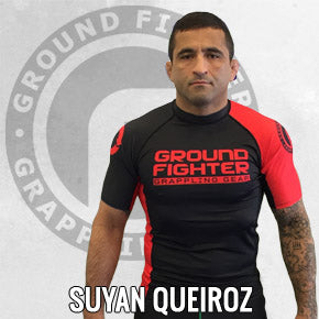 Ground Fighter Jiu-Jitsu Athlete Suyan Queiroz