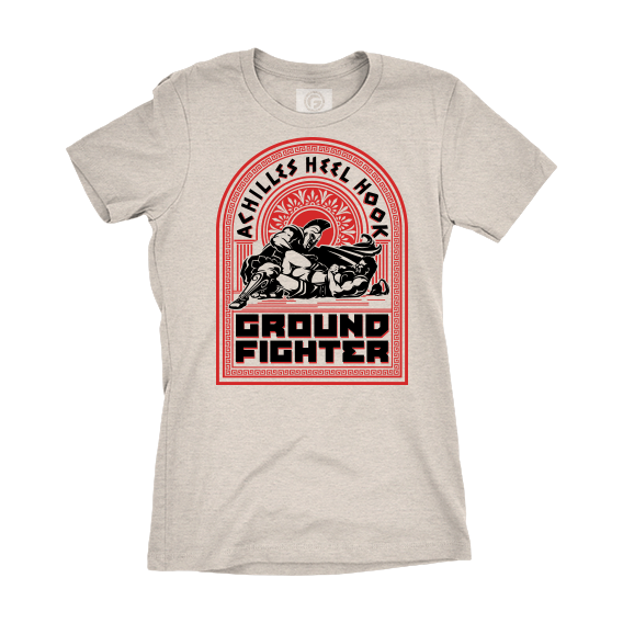 Achilles Heel Hook Shirt - Sand (Womens)