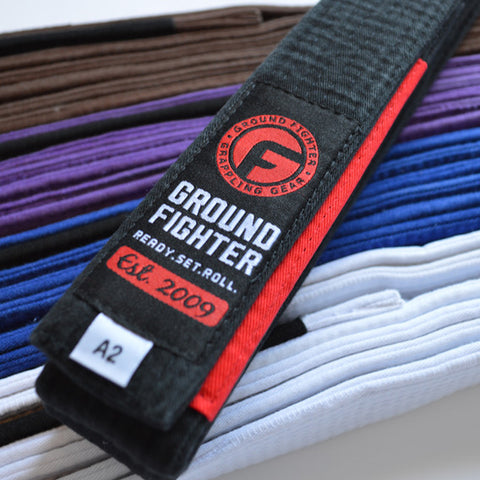 Ground Fighter Jiu-Jitsu Belts