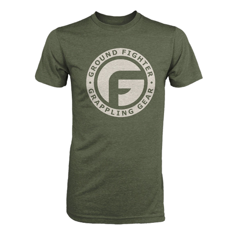 The Icon Shirt - Olive Green